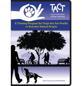 TACT Touch Associated Clicker Training